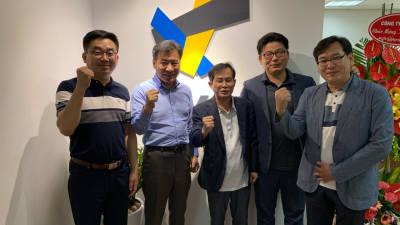 글로벌 SaaS 플랫폼 운영기업 CY, 베트남 현지 법인 'CY베트남' 개소식 개최