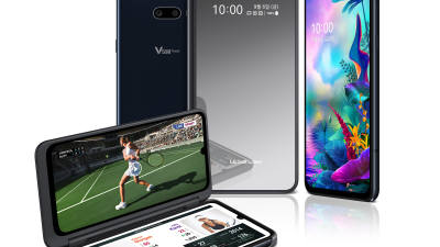 LG V50S 씽큐, 체험단 모집에 2만명 이상 지원