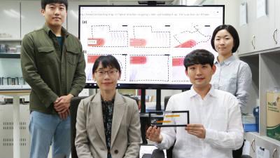 DGIST, 3D구조 유연한 의료용 디바이스 제작 원천기술 개발