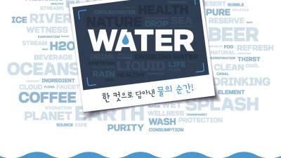 오비맥주, '물과 사람' 주제 사진 공모전 진행