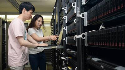 ETRI, '한국전자전'서 기관 보유 기술 전시