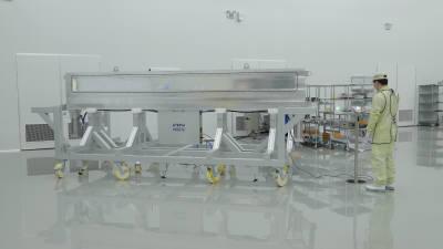 프리시스, 11세대 OLED용 초고진공 밸브 국산화…글로벌 기업보다 한발 앞서 성공
