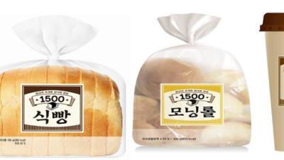 CU, '500원 라면·1500원 식빵' 등 실속상품으로 알뜰족 공략
