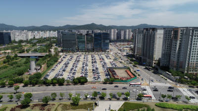 성남시, 판교 시유지 우수기업 유치 위해 매각