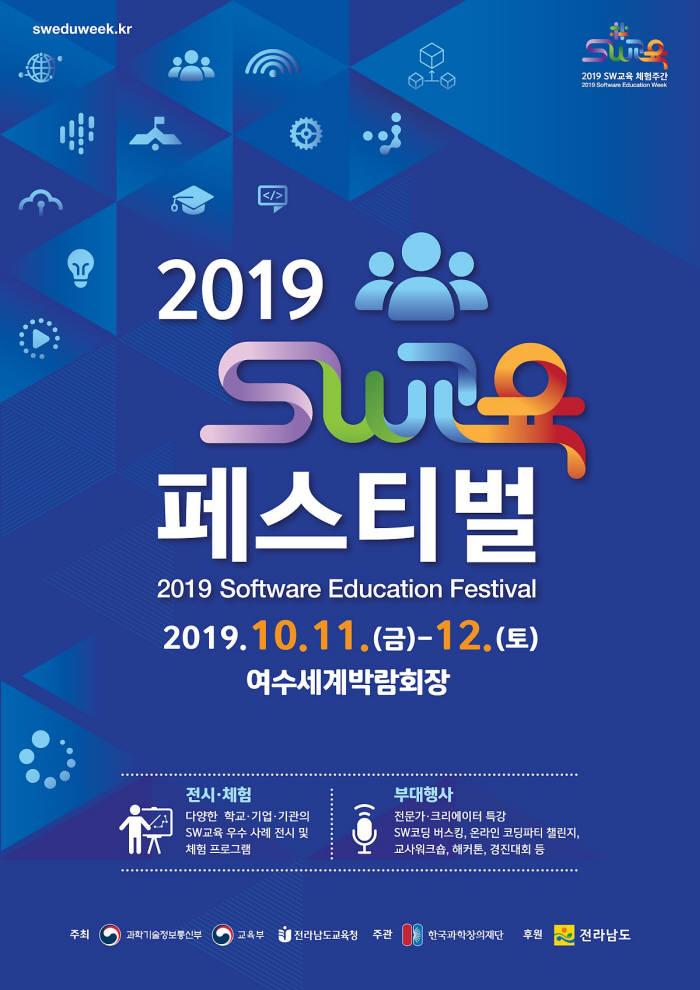 '세상과 나를 잇는' SW교육 페스티벌 여수엑스포서 개최