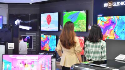 [기획]삼성 차세대 디스플레이 13조 투자,삼성전자 TV 전략에 변화?
