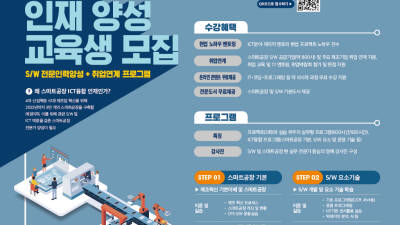 한국표준협회, 스마트공장 IT 융합 청년 인재 양성 시작