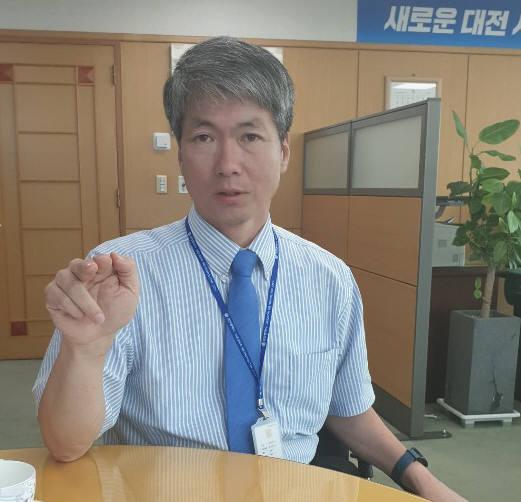 정윤기 대전시 행정부시장