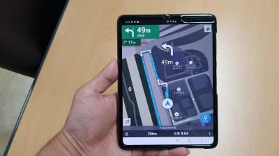 삼성, 차기 폴더블폰 커버윈도에 '유리' 적용한다