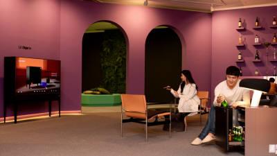 'LG 오브제', 디자이너클럽서 기획전…나만의 특별한 공간 제안