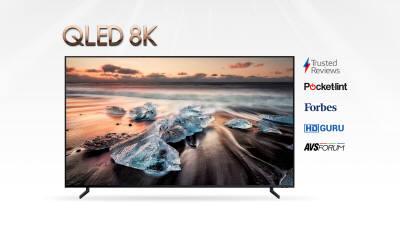 {htmlspecialchars(삼성, 북미시장서 '8K QLED TV' 최대 40% 파격 할인)}