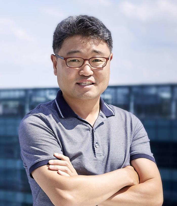 김용환 스마트레이더시스템 대표.