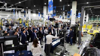 현대·기아차, 생산기술 공유로 혁신…신 제조기술 전시회 개최