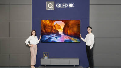 삼성전자, LG전자 올레드 TV 광고 공정위에 신고...TV전쟁 재점화