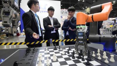 제조·IT융합 초혁신기술의 시작 '2019 한국산업대전'