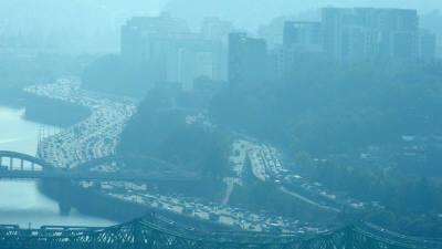 환경부, 대중교통 차량 실내공기질 측정 의무화