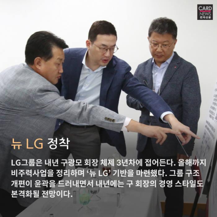 [카드뉴스]5대그룹 보고서 2020 전략 키워드