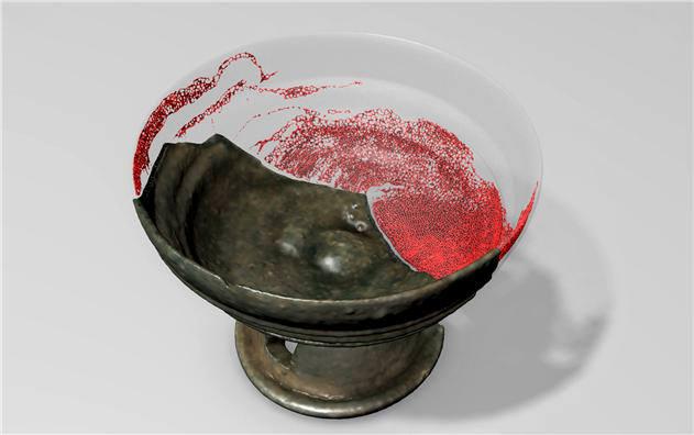 국민대는 정진원 도자공예학과 교수와 안성모 공간디자인학과 교수가 도편(원형의 일부가 유실된 도자기) 형태로 출토된 한국전통도자기 유물을 3D프린팅을 통해 새로운 형태의 도자기로 재탄생시켰다고 30일 밝혔다.