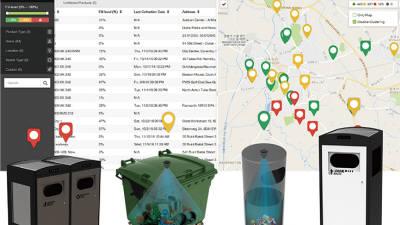 IoT로 쓰레기 관리, 라돈가스 차단 소재...환경기술개발 성과 발표