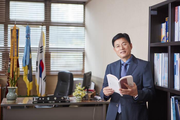 김창수 영등포공업고등학교장. [자료:영등포공업고등학교]