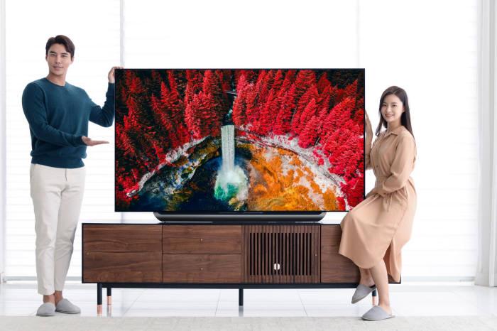 OLED TV, 분기 100만대 시대 연다