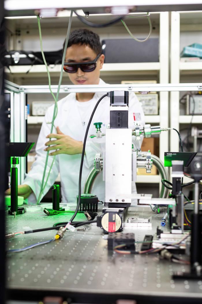지스트를 이끄는 핵심동력인 연구역량은 다른 과학이공계 대학들이 벤치마킹할 만큼 우수한 롤 모델로 인정받고 있다.