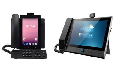 씨토크, 4G영상스크린폰 'SVP2000' 출시… 독거노인 응급안전알림 홈스테이션 본격화