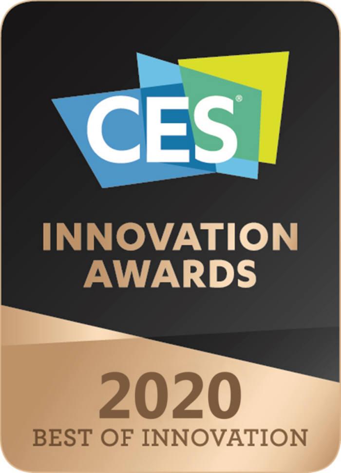 CES 2020 혁신상