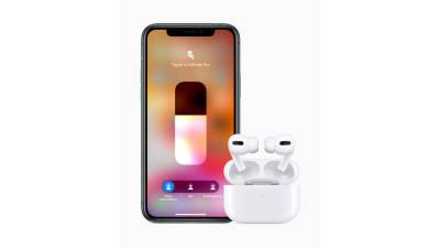 애플, 에어팟 프로 13일 국내 출시