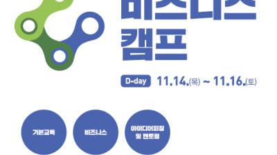 블로코-강원창조경제혁신센터, 블록체인 비즈니스 캠프 운영