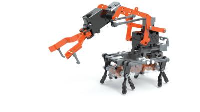 [우수 SW교구 맛보기]<3>펀알펀, 교육용 로봇 키트 '로봇암'