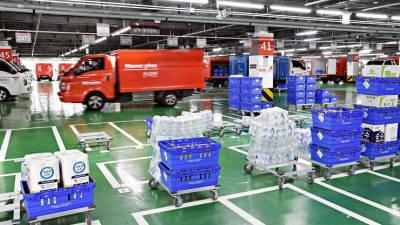 대형마트 '새벽·주말배송' 규제에 가로막혀…온라인 사업확장 제동