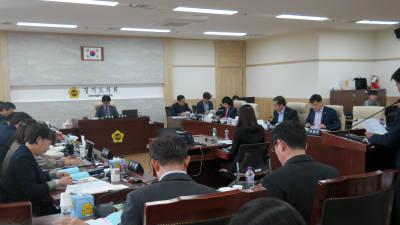 경제노동위원회, 경기테크노파크 조직 및 인력운용 문제 지적