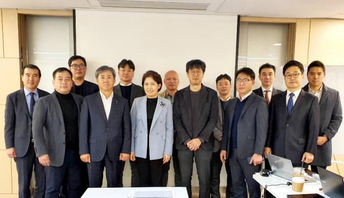 한국클라우드사업협동조합-두산그룹, 스마트팩토리 국내외 협력 맞손