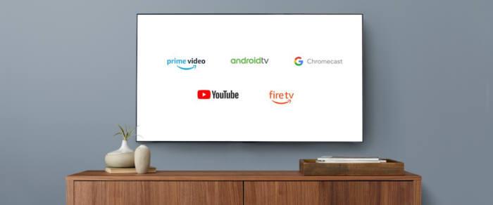 구글은 지난해 7월 크롬캐스트와 안드로이드 TV에서 아마존 프라임비디오(Prime video)를, 아마존 파이어 TV(Fire TV)에서는 유튜브를 볼 수 있다고 밝혔다. [사진=구글]