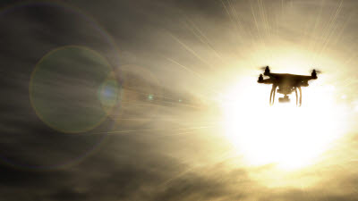 환경부, 드론·무인비행체로 환경 감시…적발률 14%p 높여