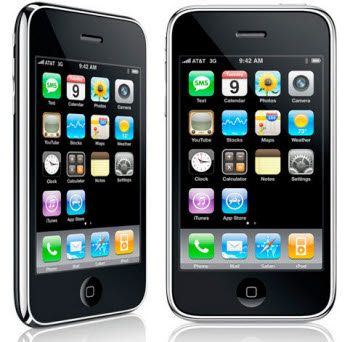 2009년 11월 우리나라에 첫 출시된 `아이폰3GS`