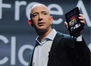 제프 베조스 아마존 CEO