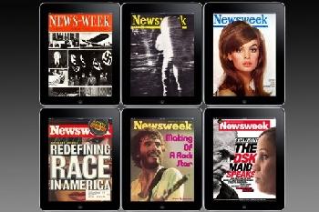 80년 전통의 뉴스위크, 지면 접고 디지털 전면 전환…태블릿PC 확산에 기대
