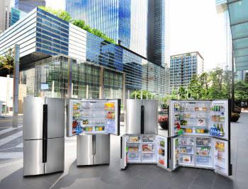 삼성·LG CES에서 `대용량-고효율-스마트`냉장고 대전