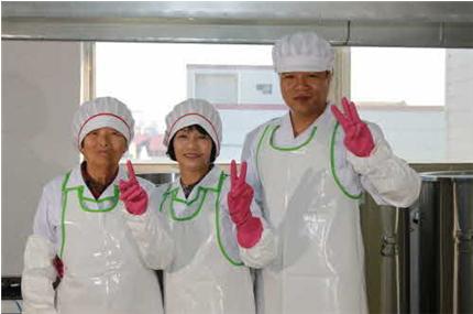 """▲ 1위 3대명가 비법은 """"정성을 다하고 깨끗하고 좋은 재료로 만드는 것""""이라고 밝혔다."""