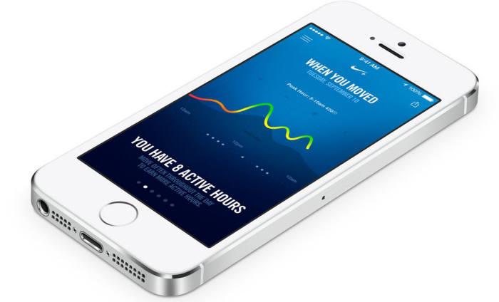 애플은 아이폰5S에 각종 움직임을 보다 정확하게 파악하는 M7 코프로세서를 넣었다.