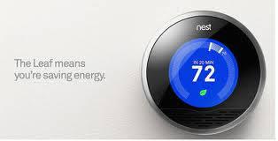 네스트랩스의 온도조절장치 제품. < 네스트랩스 홈페이지자료>