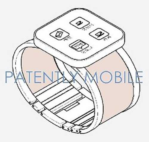 삼성이 바이오신호(생체신호)를 감지해 사전에 설정된 기록과 비교함으로써 본인인증을 해주는 스마트시계(웨어러블) 기술을 개발해 특허를 신청했다. 사진=페이턴틀리모바일