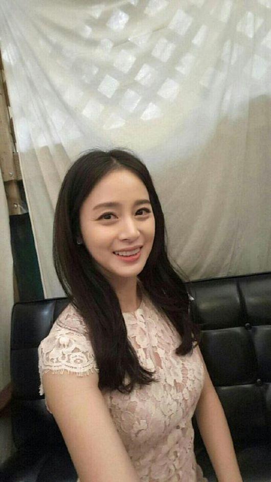 김태희<br />출처:/ 오휘 공식 페이스북