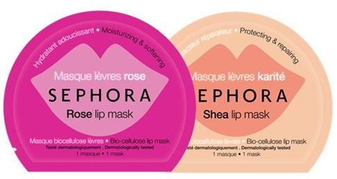 SEPHORA 립 마스크 2종.