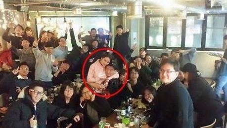 런닝맨 송지효 개리 출처:/월요커플 공식 SNS