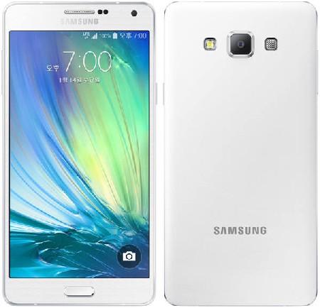 삼성전자가 지난 12월 3일 공개한 2016년형 '갤럭시A' 스마트폰 시리즈 중 '갤럭시 A7'