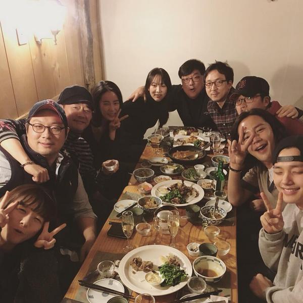 대박<br />출처:/ 윤지혜 인스타그램