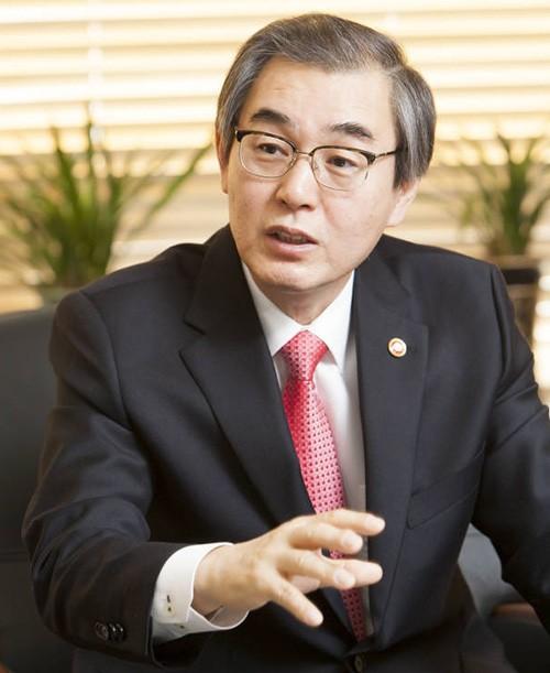 정재찬 공정거래위원장.